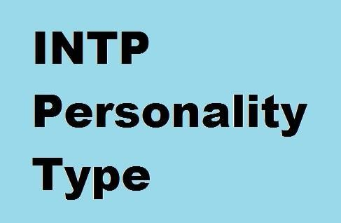 Personality Type: INTP [Architect]