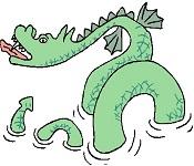 Makna Naga Laut Celtic, Mitologi dan Tato