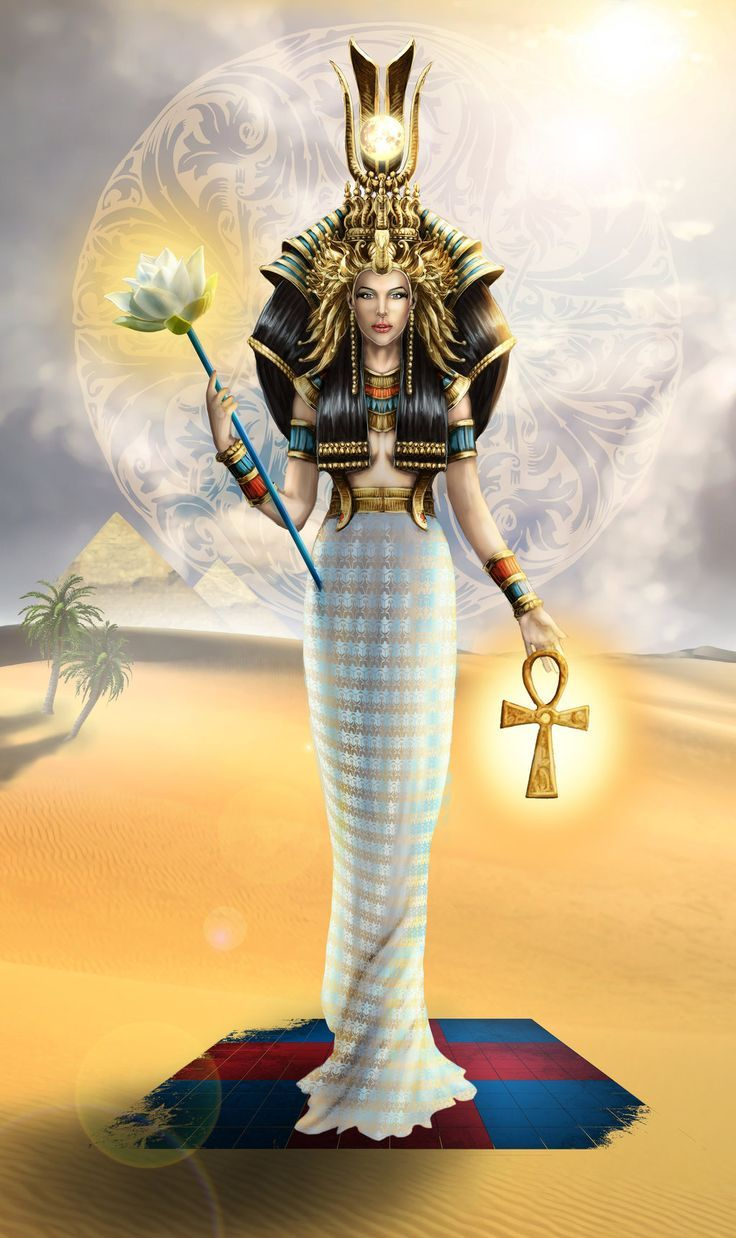 Isis Egyptian Zodiac Sign