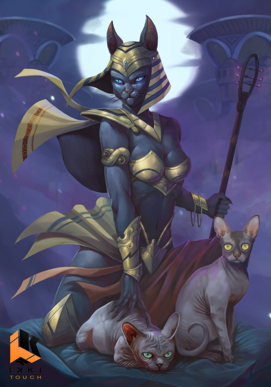 Bastet Egyptian Zodiac Sign