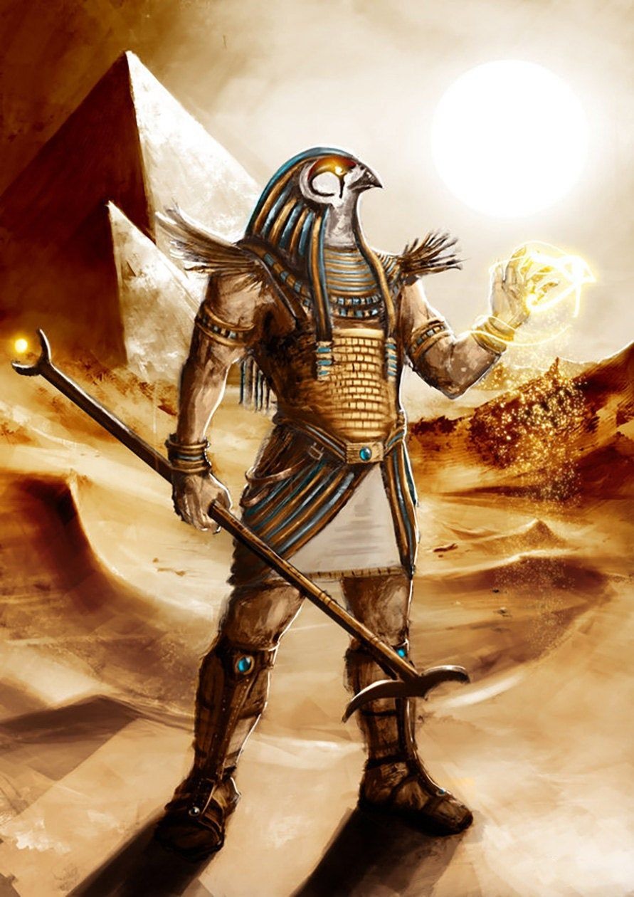 Horus Egyptian Zodiac Sign
