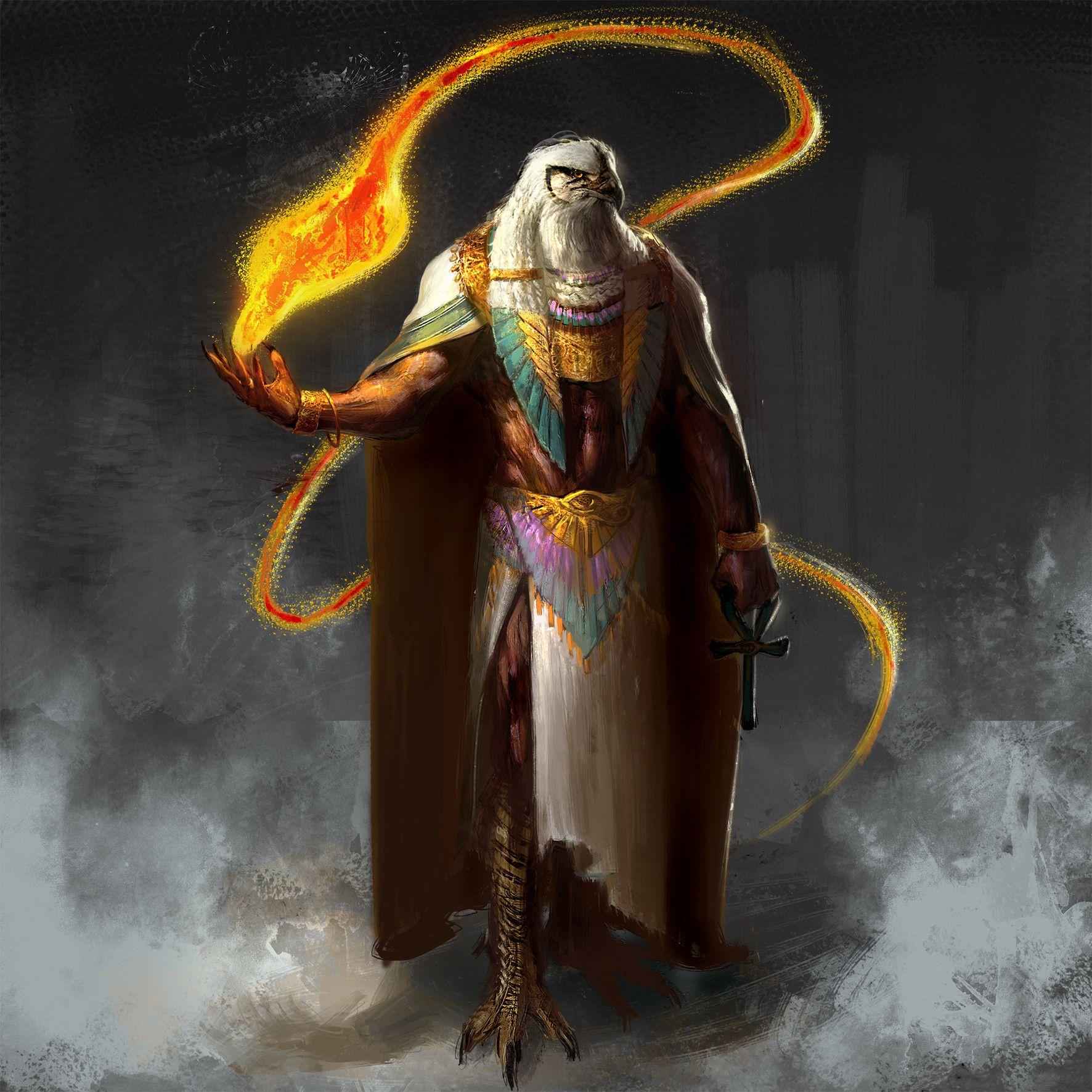Amon-Ra God