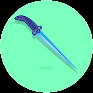 Dagger Arabic Zodiac Sign