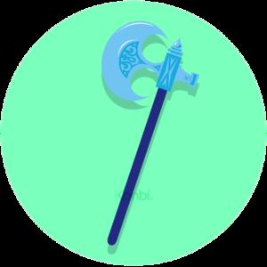 Axe Arabic Zodiac Sign