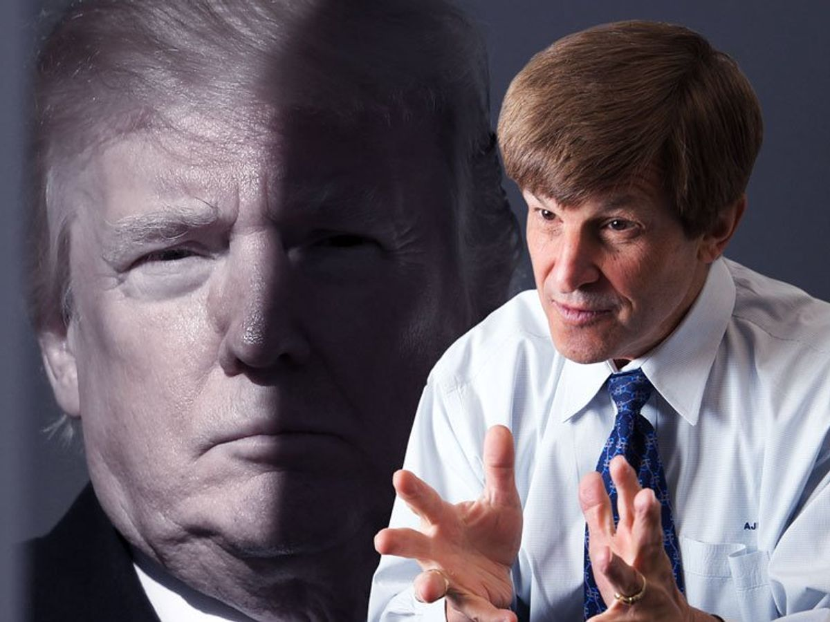 A professor with a perfect predictive record predicted Donald Trump's defeat to Joe Biden